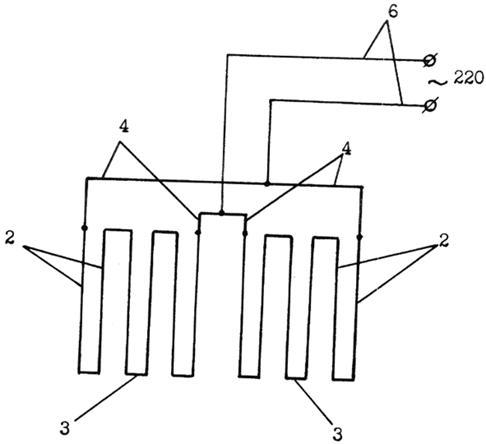 Схема соединения нескольких